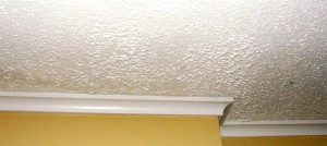 Asbestos Popcorn Ceilings: Are they Safe?